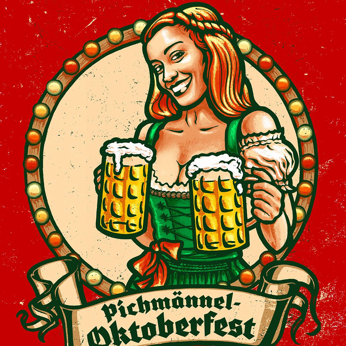 Pichmännel Oktoberfest