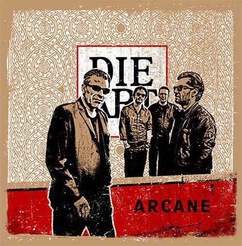 Die ART, Arcane, Vinyl cover