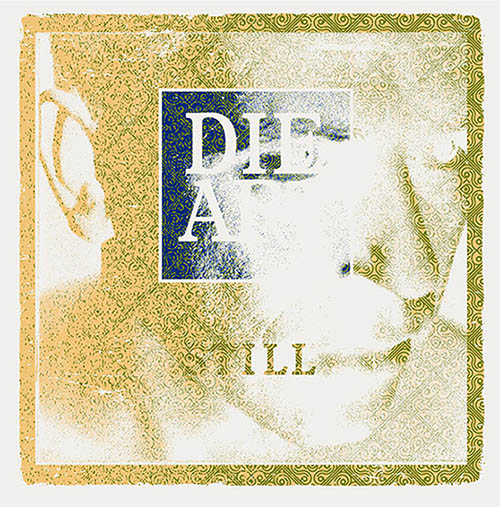 Die Art, Still, Vinyl Cover