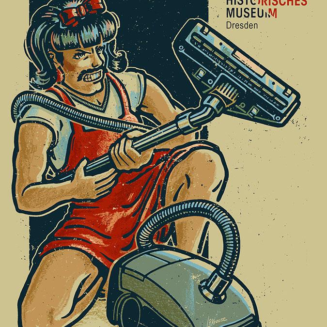 Gewalt & Geschlecht Poster