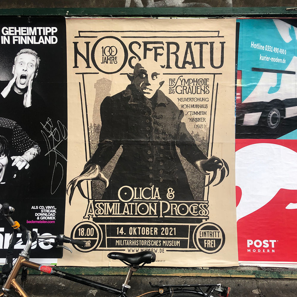 100 Jahre Nosferatu